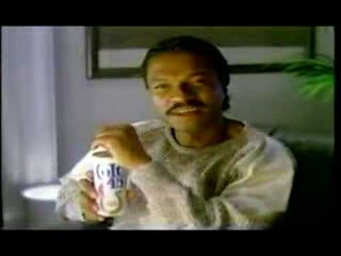 Colt 45 Commercial With Billy Dee Williams Video