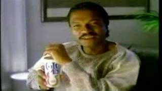 Colt 45 Commercial With Billy Dee Williams