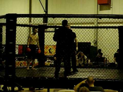 little malice mendez @ combat in the cage2