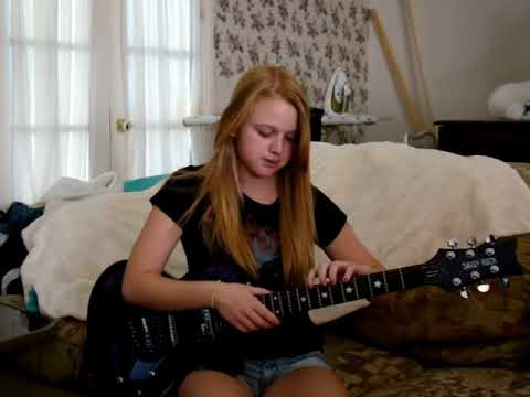 World's Best 13 Year Old Girl Guitarist  game Changer video