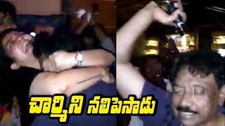 RGV Celebrations Ismart Shankar Success Along With Puri Jaganadh and Charmi | ismart shankar | FL