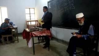 প্রকৌশলী মোঃ আশরাফ উদ্দিন, সহকর্মী প্রকৌশলী, পি ডি বি, ব্রাহ্মণবাড়িয়া