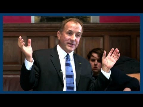 Dr Michael Shermer | The God Debate | Oxford Union