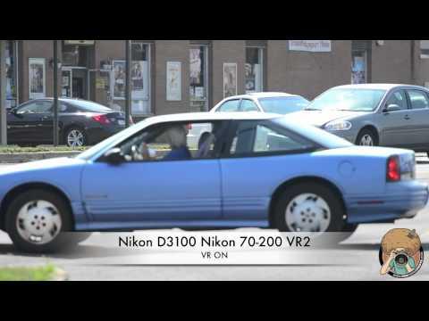 Nikon D3100 Video Test