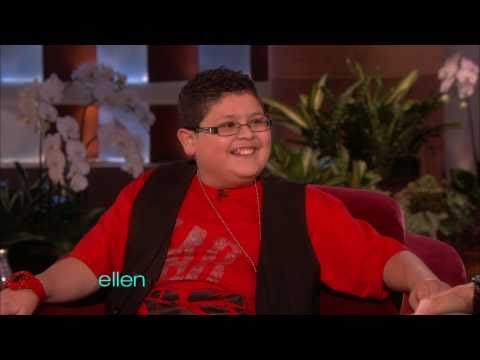 Rico Rodriguez on Ellen