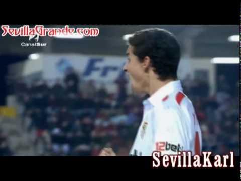 Jesus Navas, un Crack del Sevilla!
