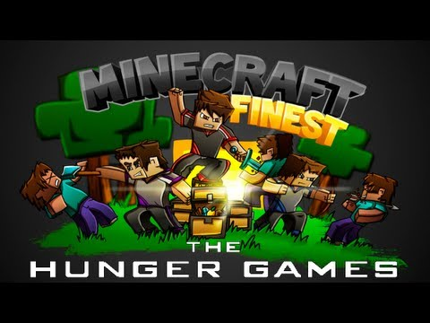 Minecraft: Hunger Games - Game 92 - Marathon Game 3