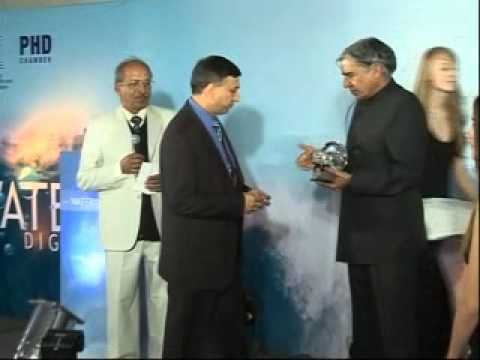 United Breweries, The Water Digest Water Awards 2009-10.wmv