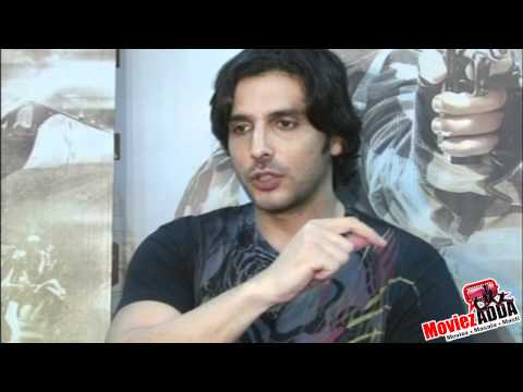 Zayed Khan's Interview For 'Tezz' - Priyadarshan Is A Very Demanding Director
