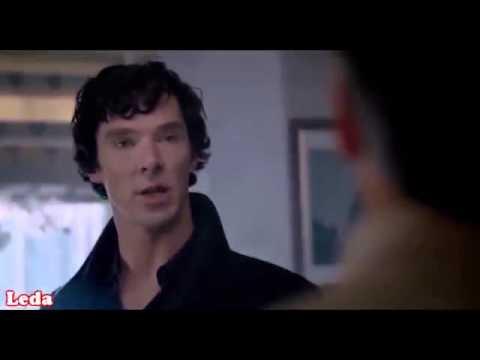 Шерлок BBC пародия  серия 2