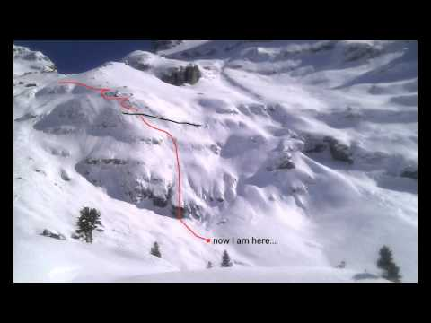 Avalanche Accident in Engelberg