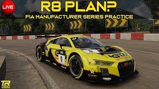 [GT Sport] - R8 Plan? || FIA Open Lobby Practice