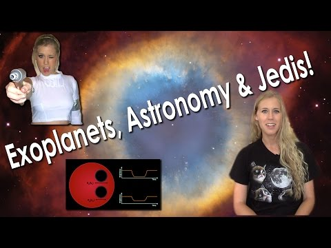 Becoming An Astronomer - What Is An Exoplanet? - Lauren Biddle Ep1