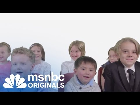Kids Watch The White House Correspondents' Dinner | Originals | msnbc