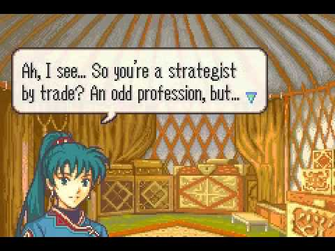 Fire Emblem - Game Boy Advance - Vizzed.com  Test recording 1 - User video
