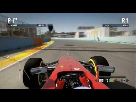 F1 2012 Setup Europa
