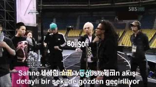 "Big Bang Comeback 2012 ""G-Dragon angry"" (TURKISH SUBTITLE)"