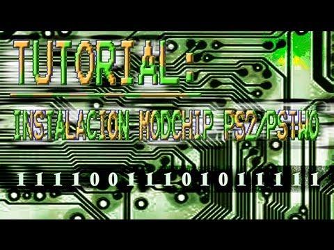 Tutorial Instalación ModChip PS2 - PSTWO