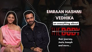 THE BODY | Emraan Hashmi and Vedhika's EXCLUSIVE interview