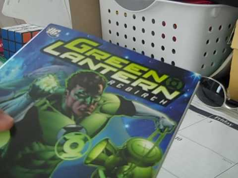 Green Lantern Graphic Novel Collection