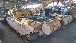MBT Challenger 1 Main Battle Tank in private ownership