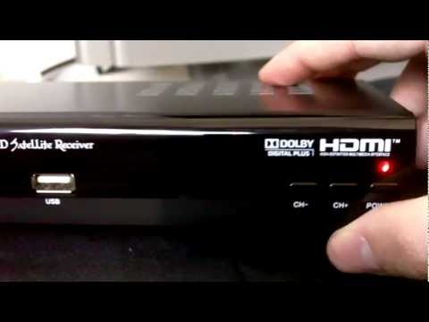 Xoro HRS 8530 Digitaler Satelliten-Receiver Vorstellung