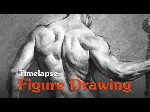 Yoni Figure Drawing Timelapse
