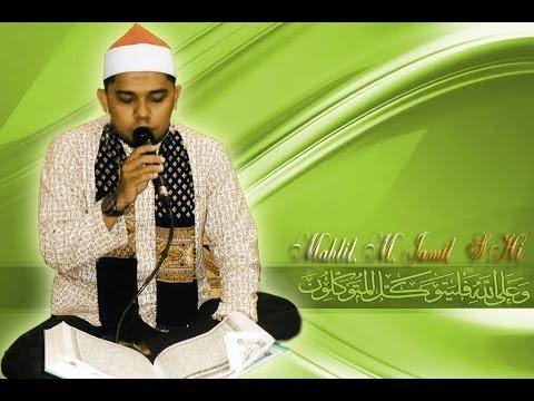Mahlil M  Jamil S Hi Qari Terbaik I Aceh, Singkil 2013) video