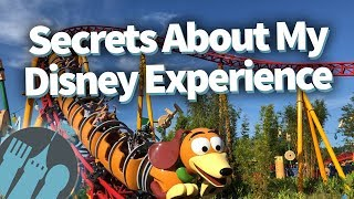 Hidden Secrets in Disney World's App!