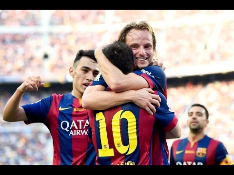 FC Barcelona vs Granada 6-0 All Goals and Full Highlights | La Liga BBVA | HD