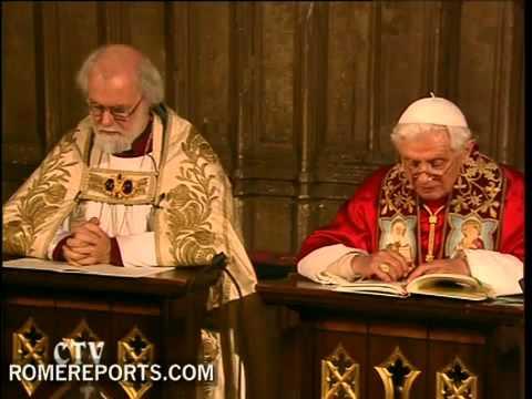 Arzobispo de Westminster Vincent Nichols agradece la colaboración de los anglicanos