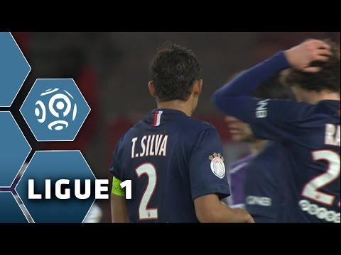 But Thiago SILVA (74') / Paris Saint-Germain - Toulouse FC (3-1) -  (PSG - TFC) / 2014-15