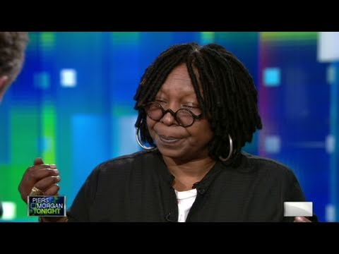 CNN Offical Interview: Whoopi - I like my food naked