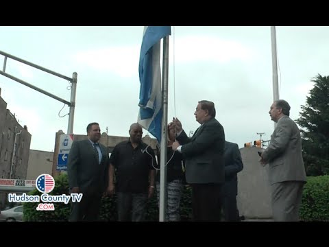 North Bergen honors Cuban independence with a flag raising ceremony