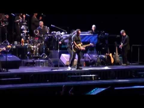 Bruce Springsteen - My love will not let you down, Live at Friends Arena Stockholm 20130504