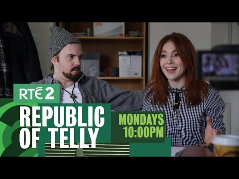 Colin Farrell's True Detective Audition Tape | Republic of Telly | Mondays 10pm RTÉ 2