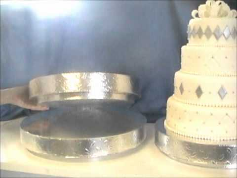 Wedding Cake Stands Affordable Amp Inexpensive YouTube