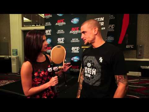 UFC 178: Media Day Highlights