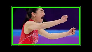 Mirai Nagasu becomes first American woman to land triple axel in Olympics
