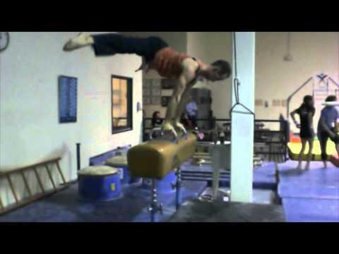Hand Balancing and Gymanstics with Tari Mannello
