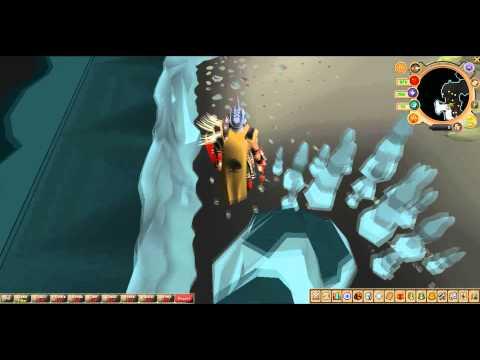 #3 RuneScape - Kuradal's location on foot - Onyx Knight