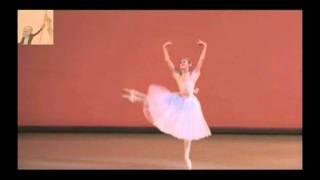 2008 Vaganova Ballet Academy Graduation (excerpts 2/7) - La Sylphide Pas de Deux