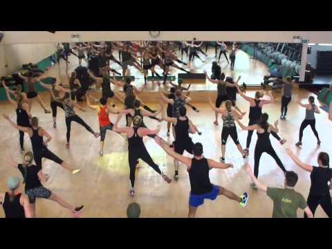 Les Mills Bodyattack 84 - Bodyattack Revolution - Release Army Style video