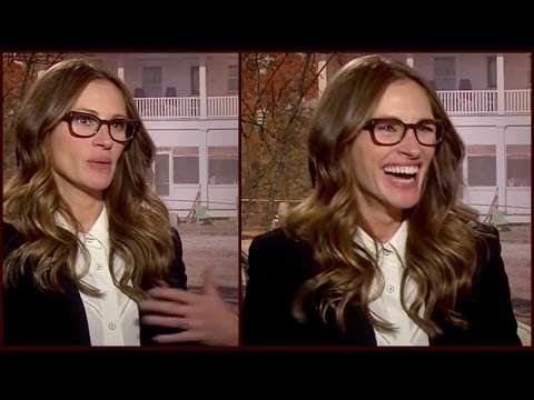 Julia Roberts - on why she is not on Twitter and how she raises her kids