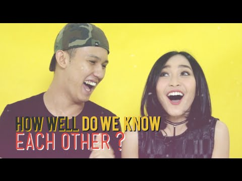 Jevin Rinni Soundwave: How Well Do We Know Each Other Challenge