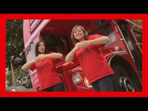 Singing Hands: The Wheels On The Bus - With Makaton video