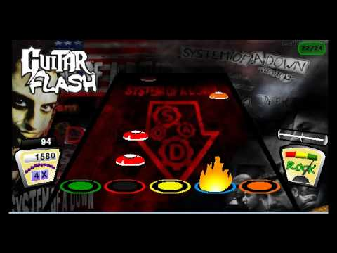 system of a down roulette flash