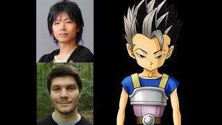 Anime Voice Comparison- Cabba (Dragon Ball Super)