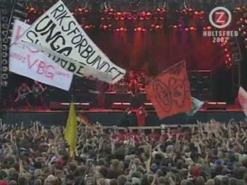 Stain of Mind - Slayer live at Hultsfred 2002