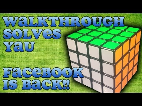 4x4 Yau Walkthrough Solves - Facebook Page is BACK!
